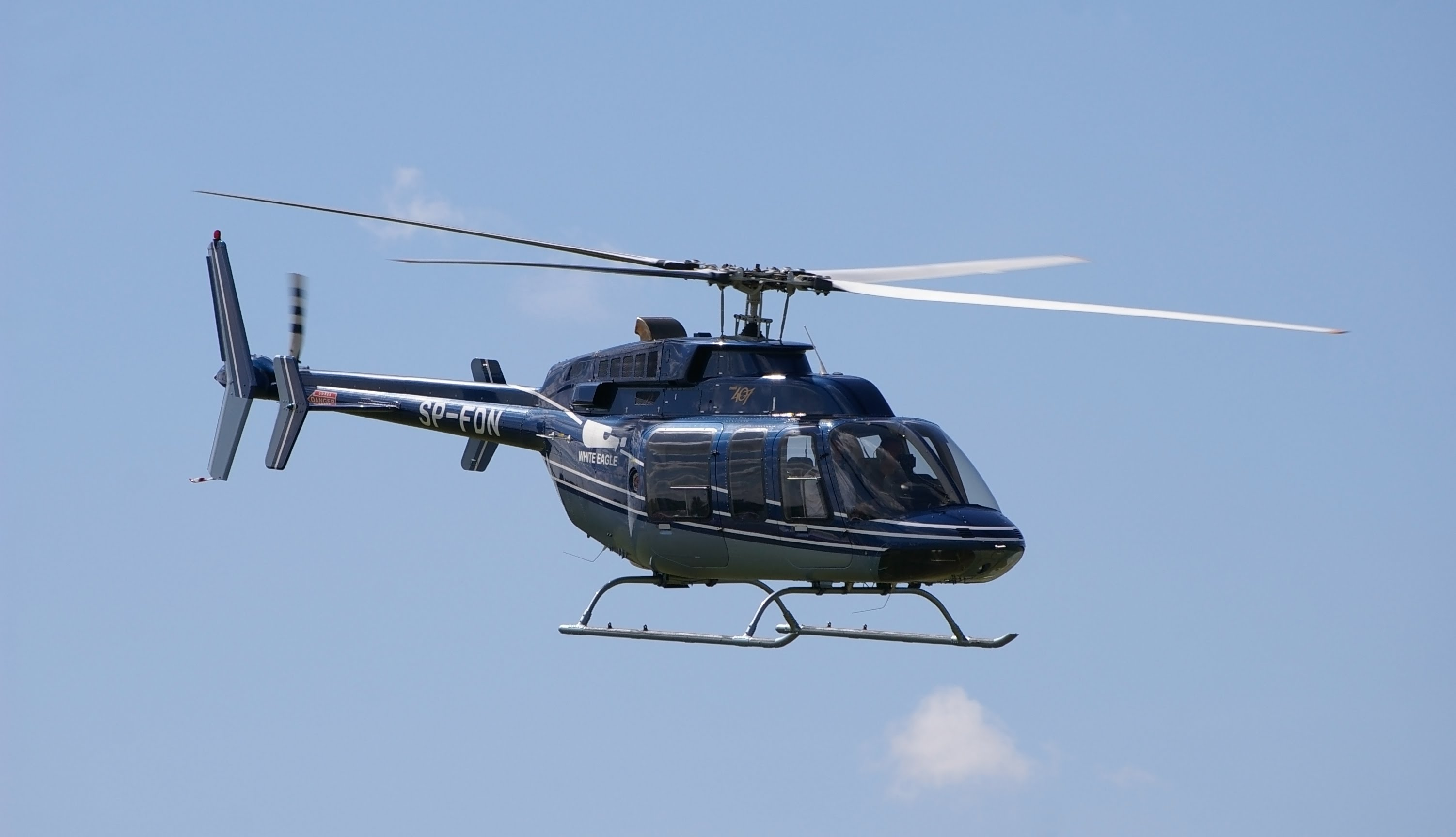 Bell 407 Private Helicopter For Sale » Jets UA