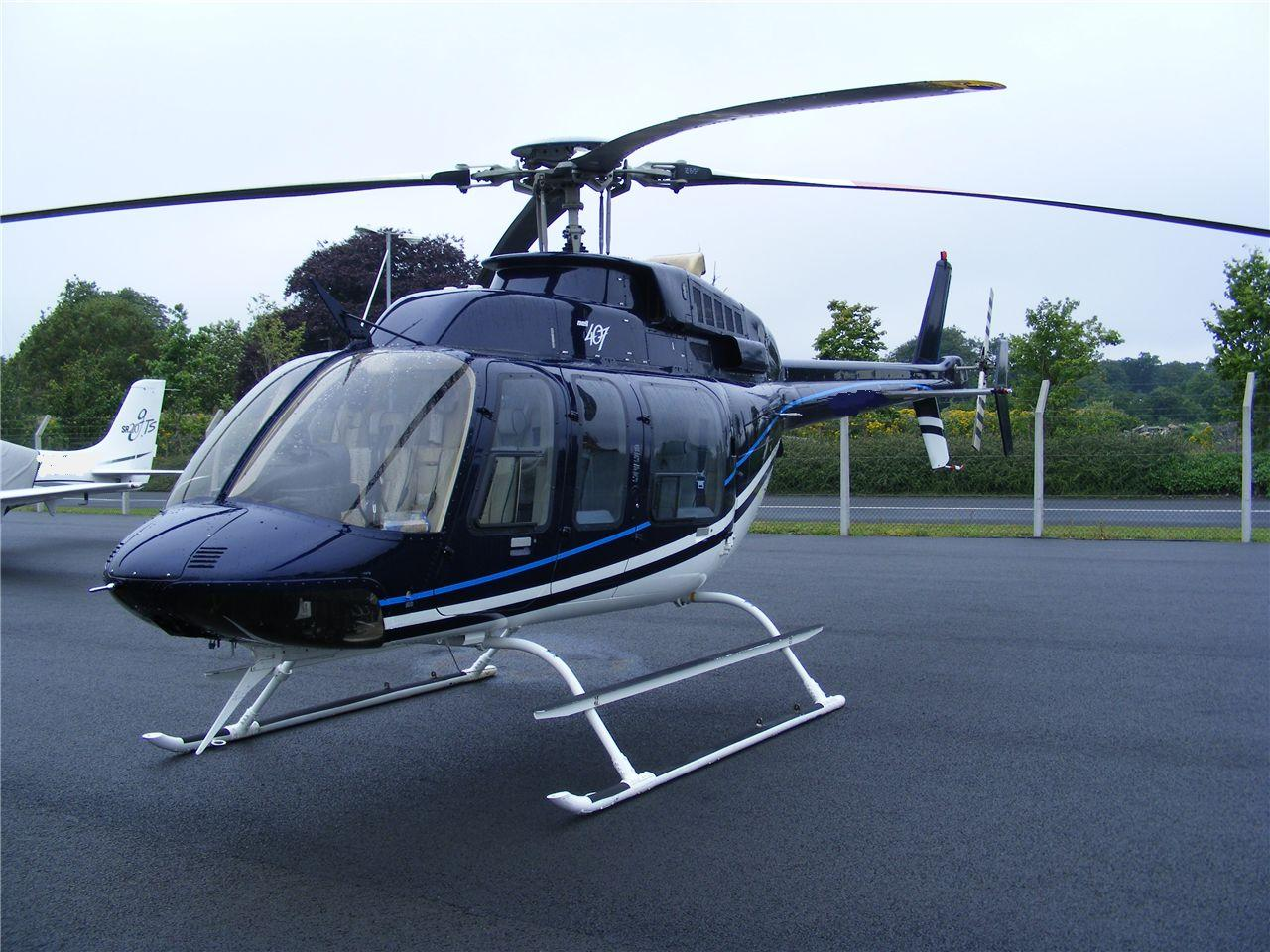 Private Helicopter For Sale >> Bell 407 Private Helicopter For Sale Jets Ua